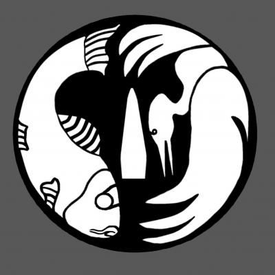 Tsuba club couzon site gris
